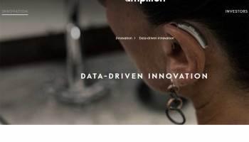 Amplifon Innovation in Provision
