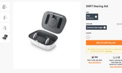 Shift hearing aids
