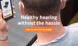 Shift Hearing Aid Website