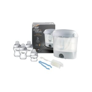 Tommee Tippee Electronic Steam Steriliser Kit