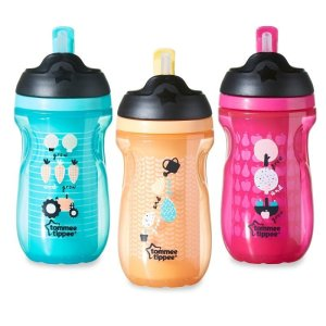 Tommee Tippee Insulated Sippee Active Drinking Cup 12m+