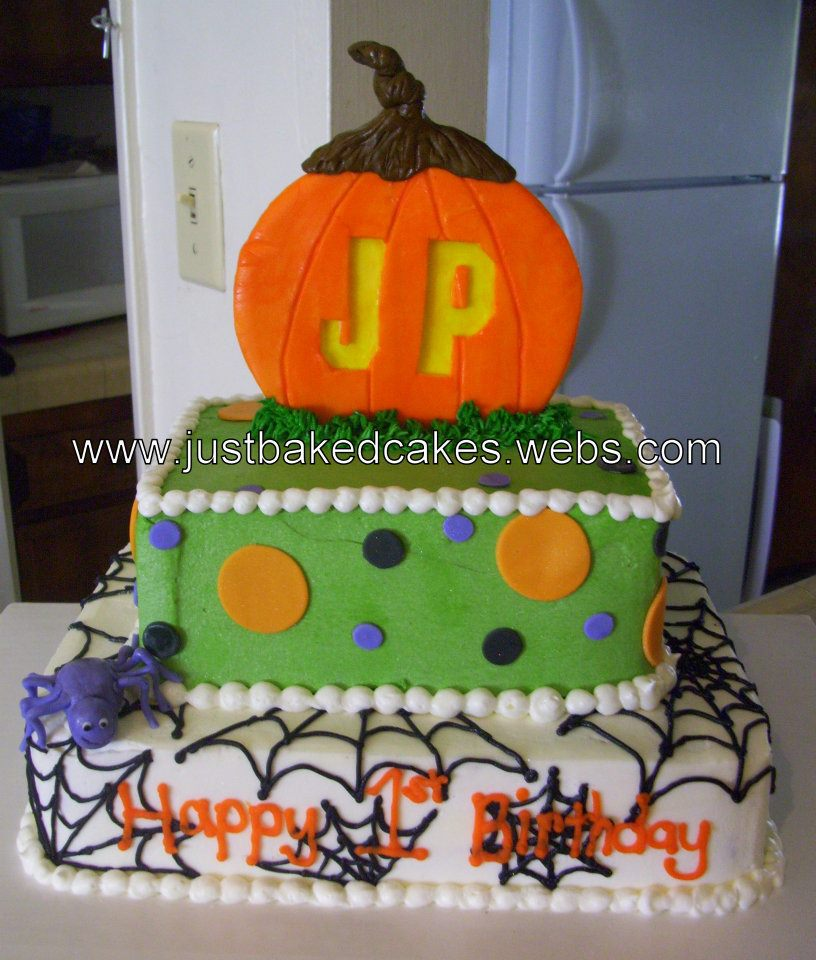 Swell Birthday Cake Halloween Theme The Cake Boutique Funny Birthday Cards Online Fluifree Goldxyz