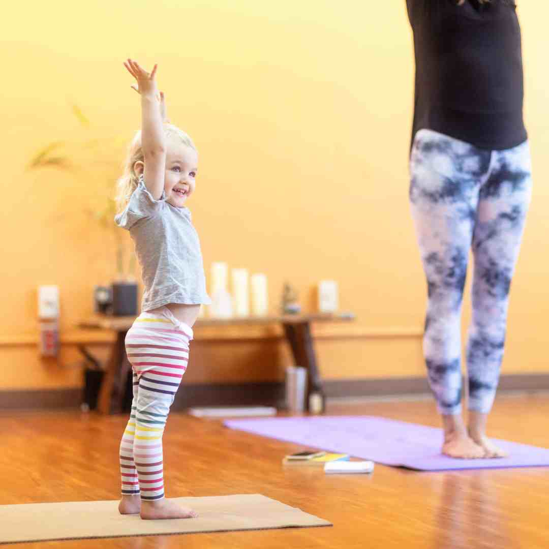 Toddler Yoga/Just Bee Yoga + Well-being