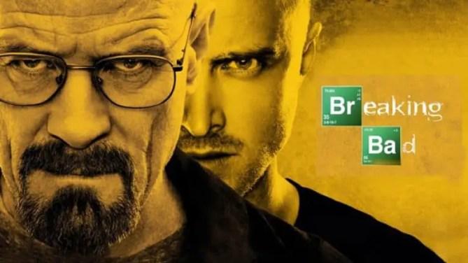 BREAKING BAD TV serial