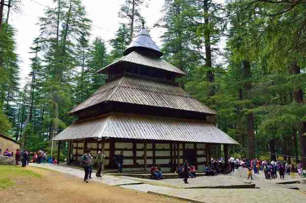 Hadimba Temple, places to see in Manali