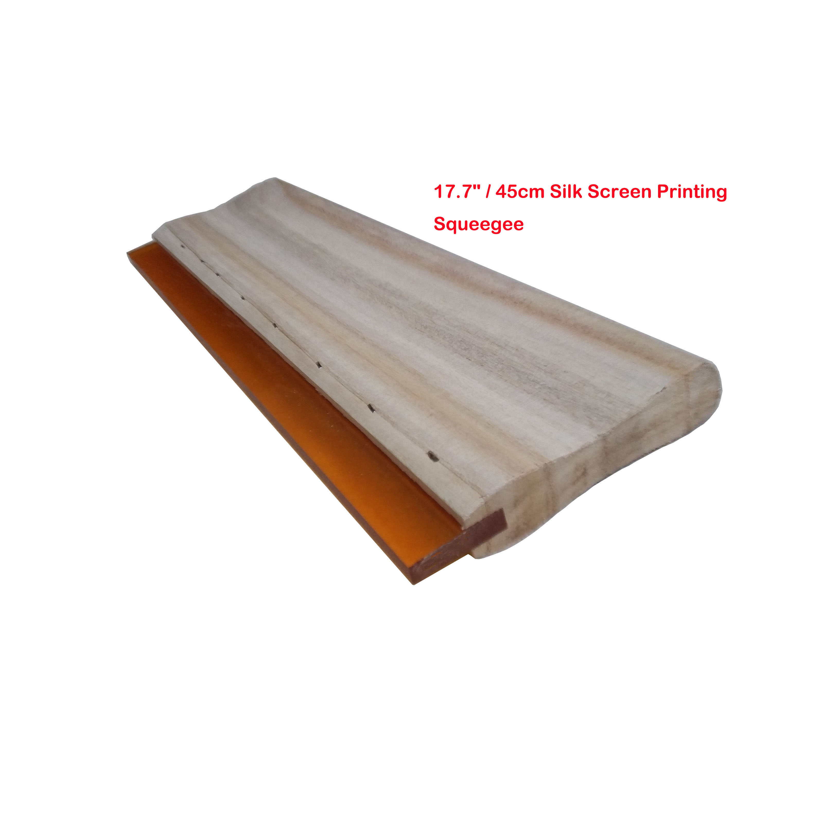Wooden Floor Squeegee With 5ft Shank Heavy Duty 2 x 24/'/'