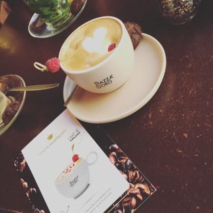 White Raspberry Cappuccino