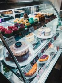 Aantal taartjes en cupcakes