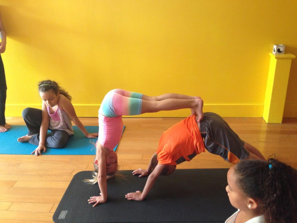 Kids Yoga Day Camp Tons Of Fun