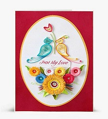 Dear Its For You Greeting Card in Pune Designs, Images, Price