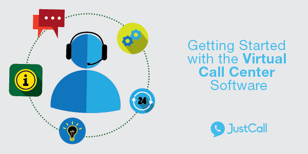 Getting started with a Virtual call center software