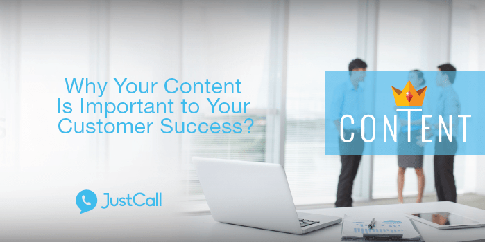 Why your Content is important to your Customer Success?