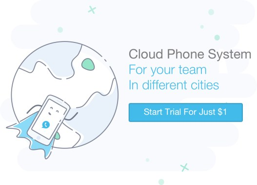 Cloud-based phone system - JustCall