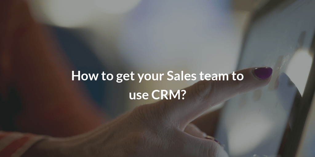 Sales CRM for your teams