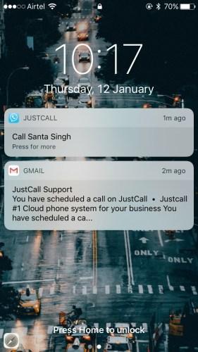 Scheduled Appointment Reminder