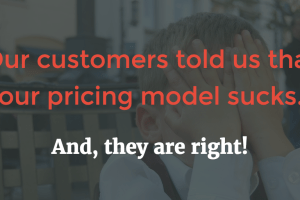 SaaS Pricing Plans - They are not easy!