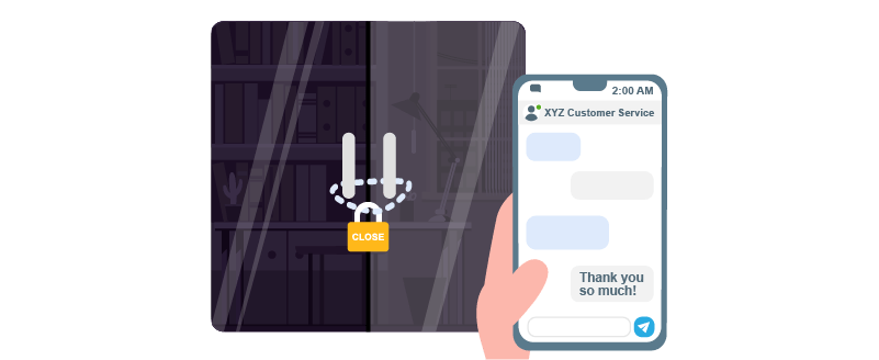 SMS-Automation-To-Increase-Customer-Engagement