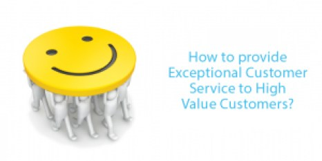 Customer Service - value and happiness