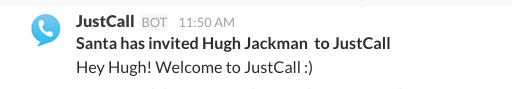 justcall-slack-member-invite-example