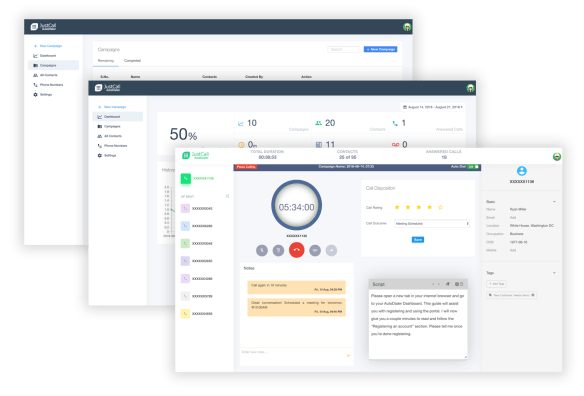 Auto Dialer To Automate Outbound Calling Campaigns - JustCall io