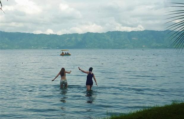 Lake Bosomtwe Ghana