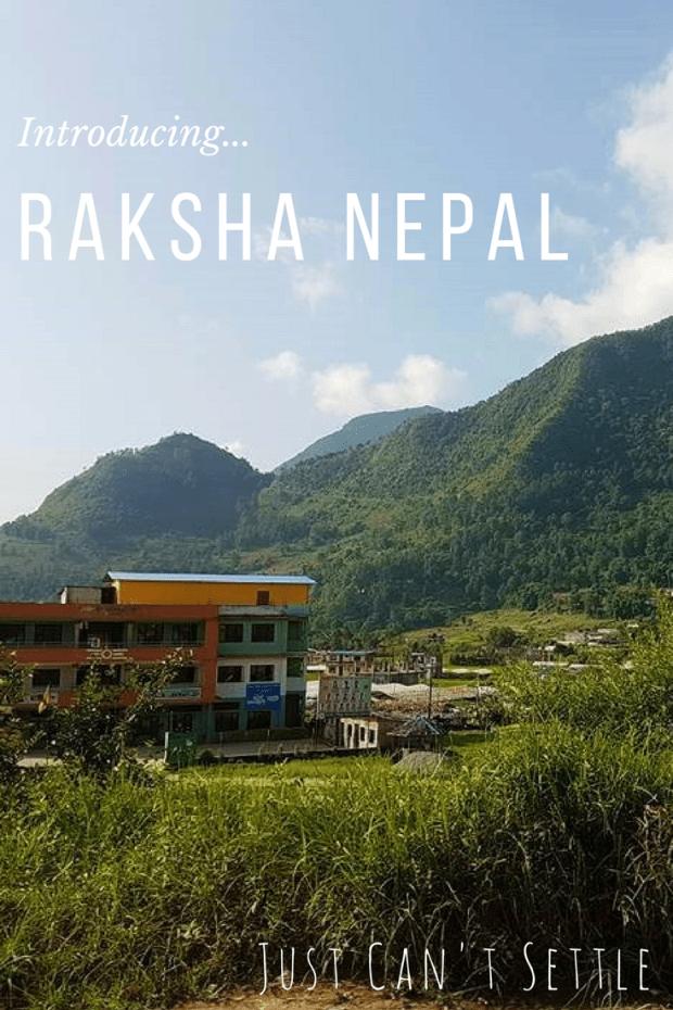 Raksha Nepal Pinterest