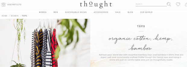 thought uk ethical fashion