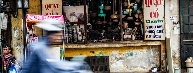 vietnam street view