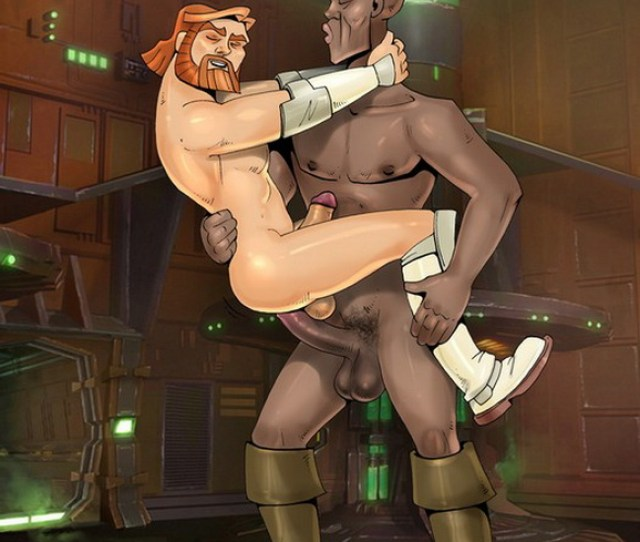 Gay Star Wars Porn Anakin Cartoon