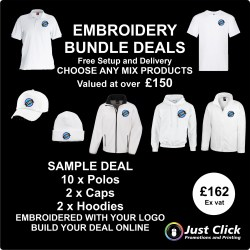 EMBROIDERY BUNDLE DEAL