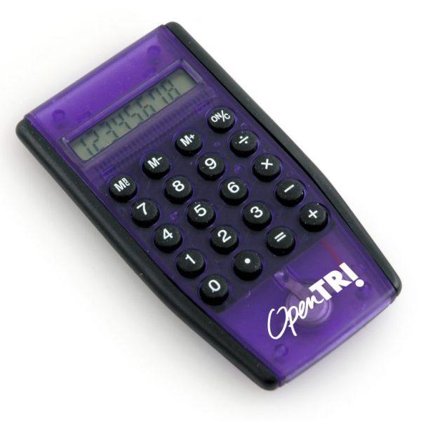 promo branded calculator