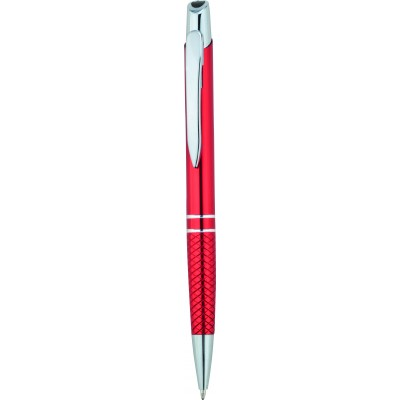 Toronto metal pen red