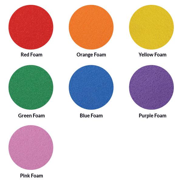Foam-Colours
