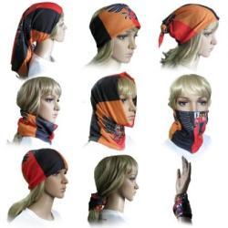 Bandana multi-functional scarf