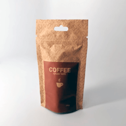 Pouch packaging