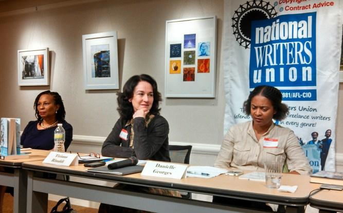 Award-winning Authors at May 18 NWU International Writers Conference