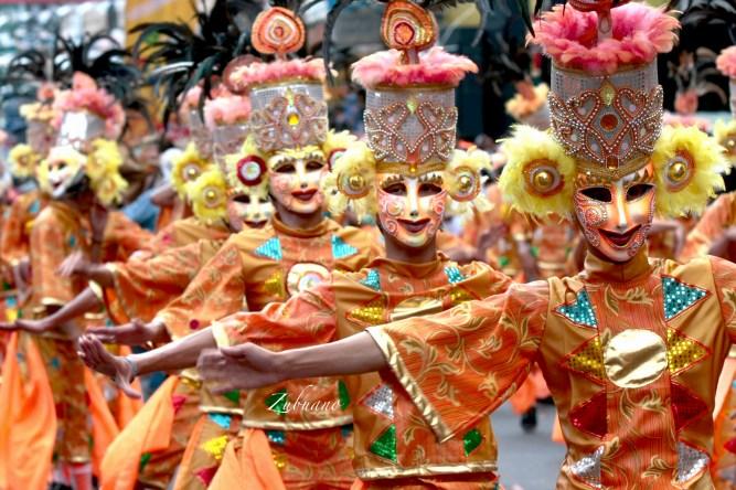 Maskara Festival in Bacolod City