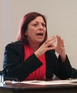 Ambassador Maria Cristina Perceval of the Argentina Permanent Mission to the UN