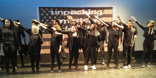 La Guardia Young Artists Unpack the American Identity