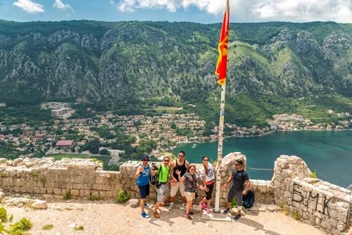 Arlene Travels: Enjoying Ancient Kotor