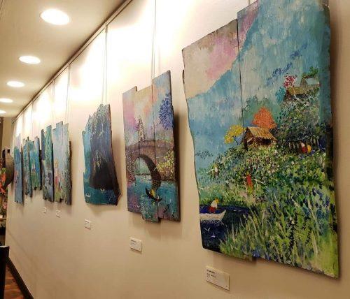 Artist Fernando Kabigting Opens Milestones Exhibit in NYC