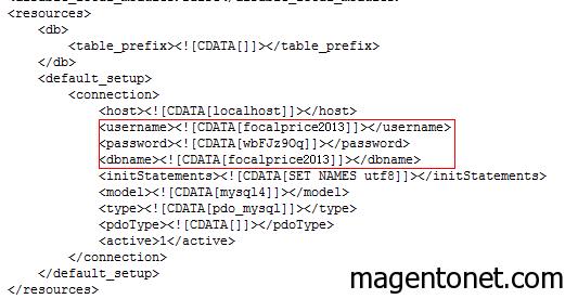 Magento搬家、换域名、重新安装教程