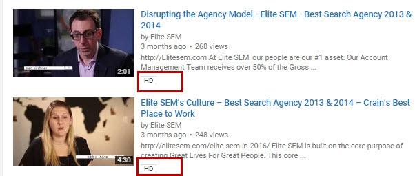 YouTube: 10个你必须知道的视频优化技巧