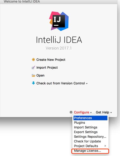 intellij idea 2017.3.5 license key