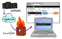 ngrok:搭建ngrok服务, 外网调试本机站点, 本地服务器链接外网, 本地微信开发