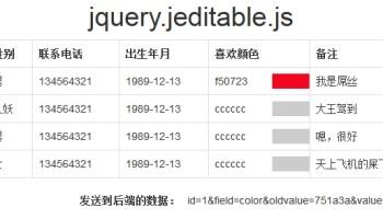 jQuery:复制行,克隆行Clone table row
