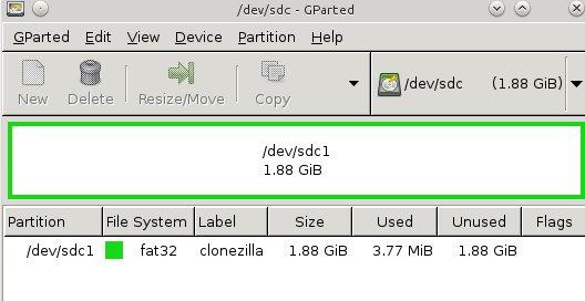 Linux:使用Clonezilla(再生龙)对硬盘进行镜像和克隆, Linux界的ghost