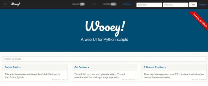 7个最佳管理界面的Python库