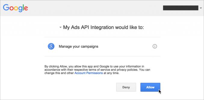 Google Ads API 使用第一步:申请 Google OAuth 2.0 存取Google API, 生成 adsapi_php.ini (Google Client ID)