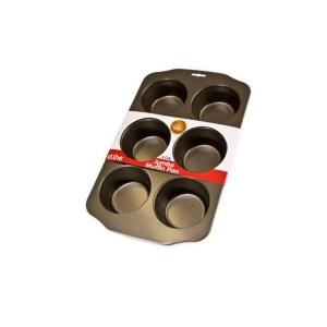 Non-Stick 6 Cup Jumbo Muffin Pan